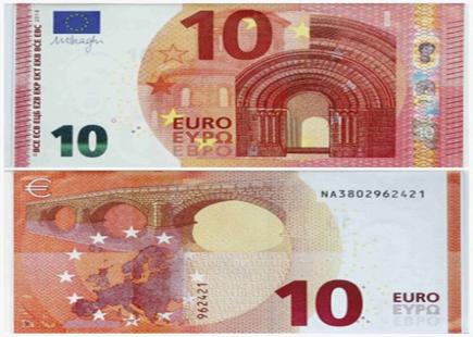 Banconota da 10 euro