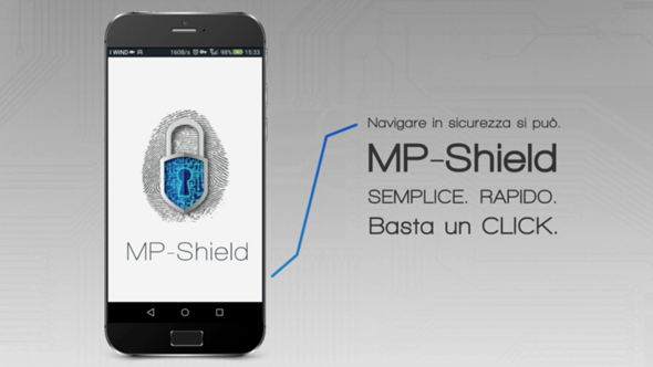 Furto d'identità: naviga in sicurezza con l'App MP-Shield